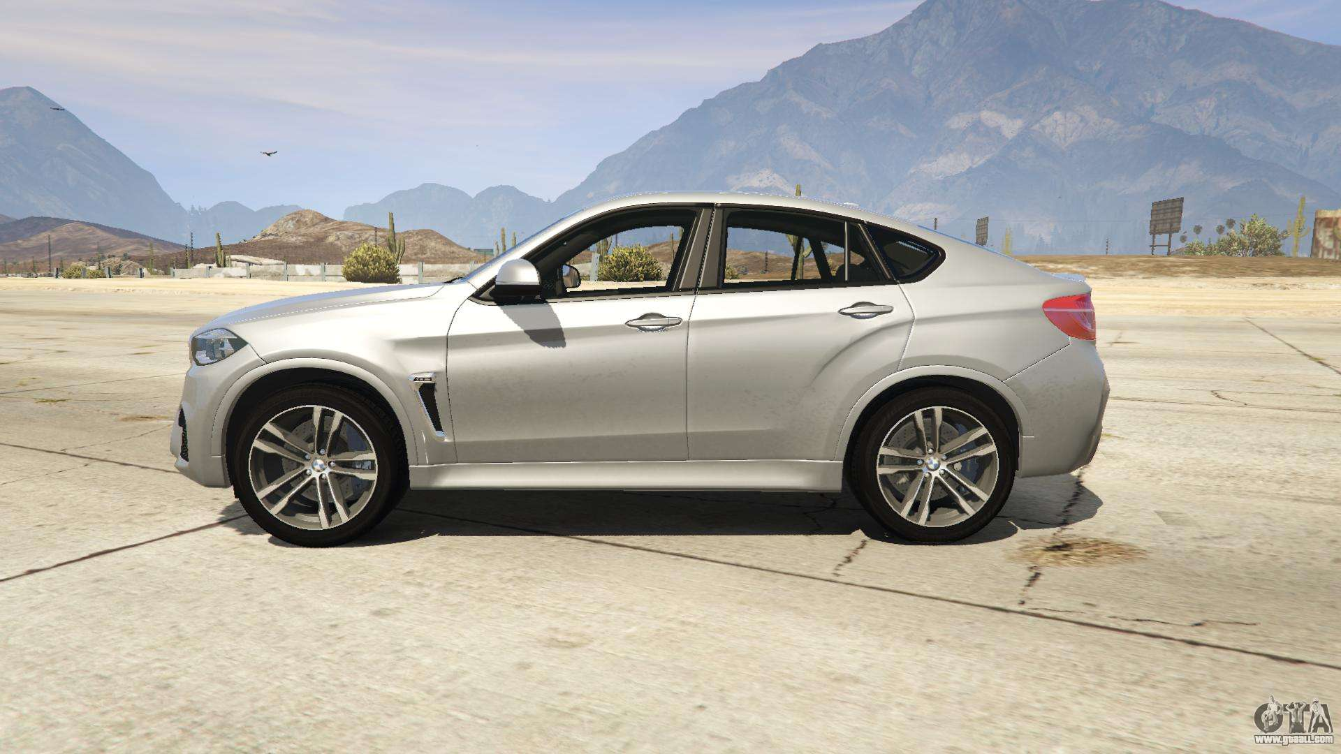 Bmw X6m F16 Final For Gta 5