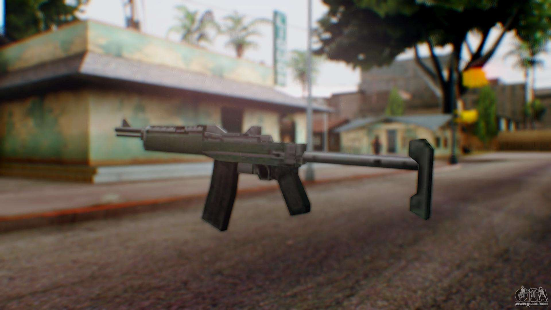 Vice City Ruger for GT...