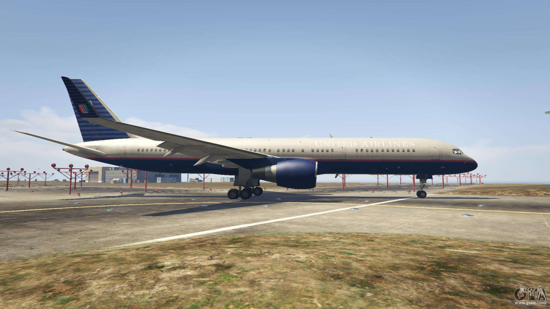 Boeing 757 200 For Gta 5