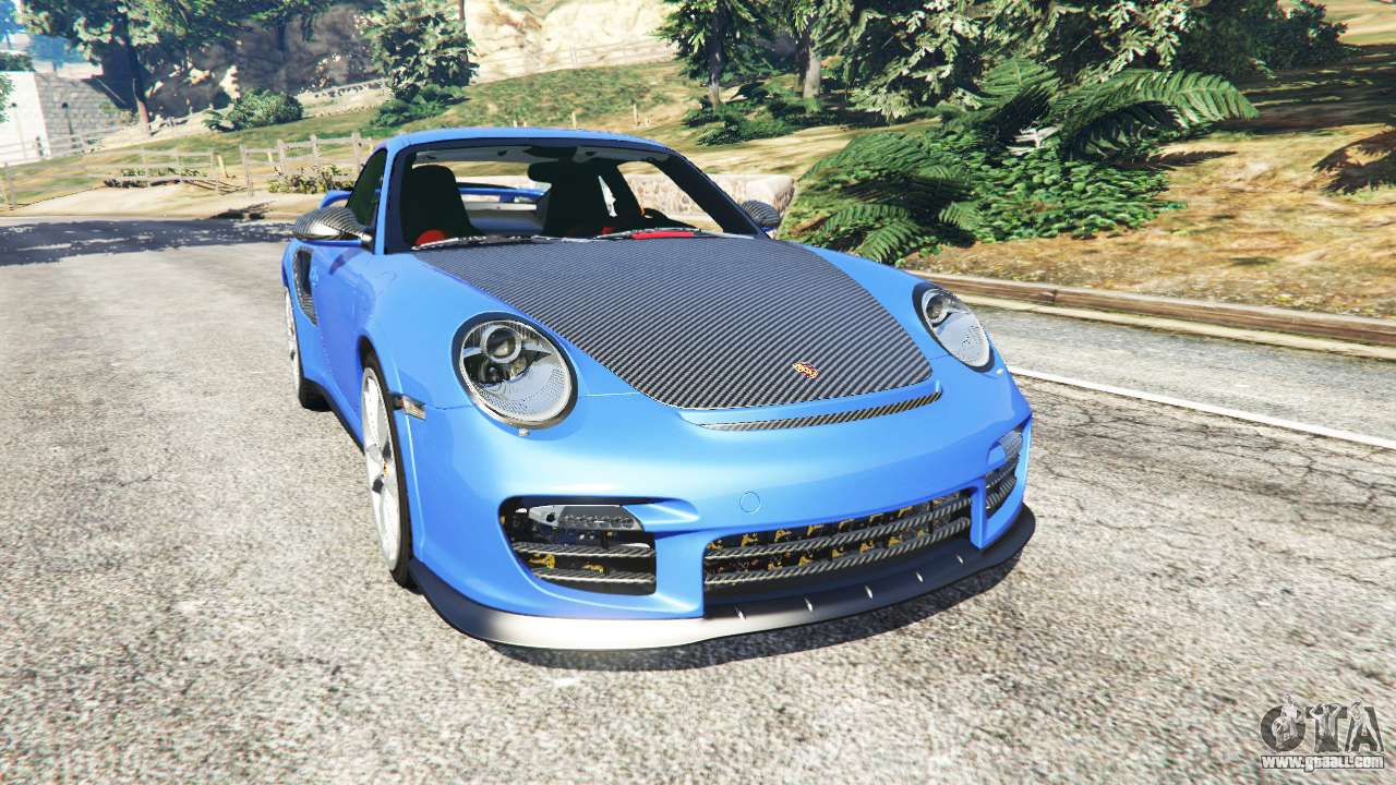 porsche 997 gt2 rs for gta 5. Black Bedroom Furniture Sets. Home Design Ideas