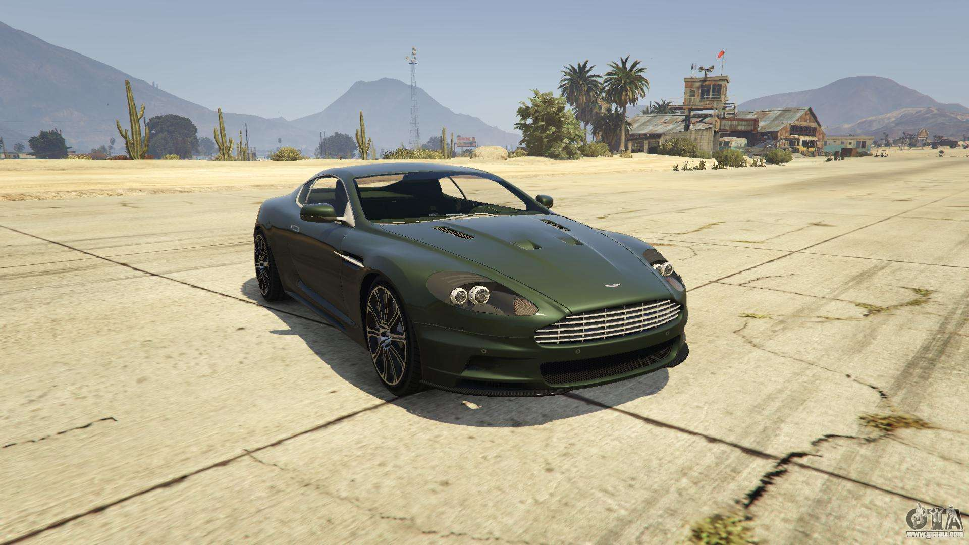 Aston Martin Dbs For Gta 5