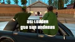 ASI Loader for GTA San Andreas