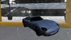 New Banshee with roof for GTA San Andreas