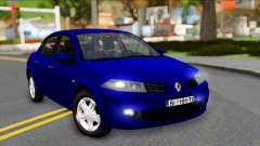 Renault Megane Sedan for GTA San Andreas