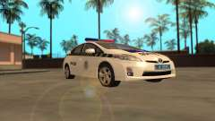 Toyota Prius Police Of Ukraine for GTA San Andreas