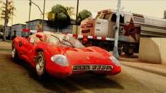 Ferrari P7 Coupè for GTA San Andreas