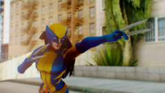 Marvel Heroes X-23 (All new Wolverine) v1 for GTA San Andreas