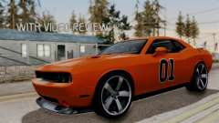 Dodge Challenger SRT-8 2010 купе for GTA San Andreas
