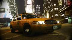 Ford Crown Victoria L.C.C Taxi for GTA 4