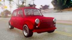 Mini Miglia for GTA San Andreas
