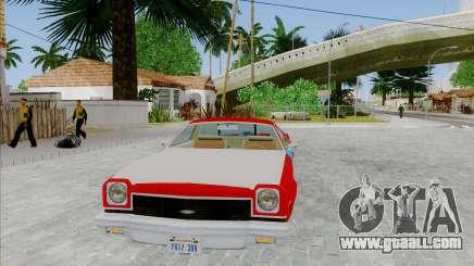 Chevrolet El Camino My Name is Earl v1.0 for GTA San Andreas