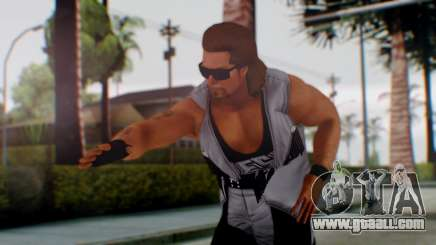 WWE Diesel 1 for GTA San Andreas