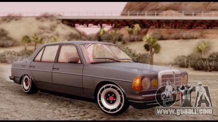 Mercedes-Benz 450SEL for GTA San Andreas