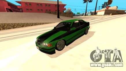 BMW E36 320i for GTA San Andreas