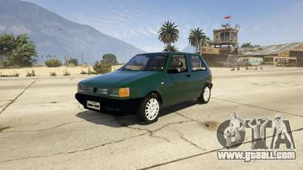 Fiat Uno 1995 for GTA 5