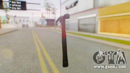 Vice City Hammer for GTA San Andreas