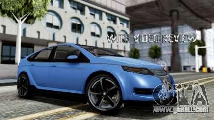 GTA 5 Cheval Surge for GTA San Andreas