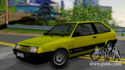 Lada Samara for GTA San Andreas