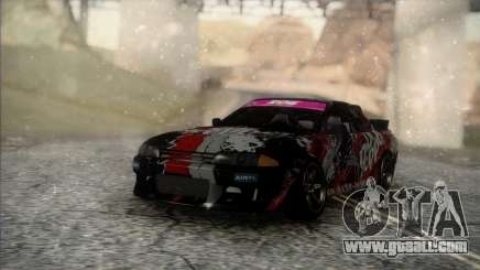 Nissan GT-R R32 Tuning Factory for GTA San Andreas