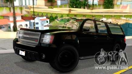 GTA 5 Declasse Granger FIB IVF for GTA San Andreas