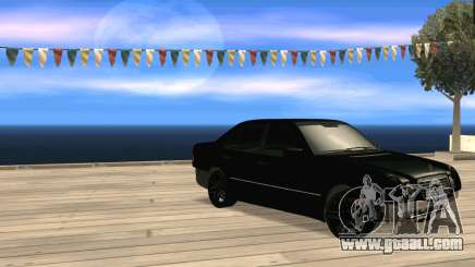 Mercedes Benz E-Class for GTA San Andreas