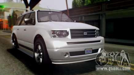 GTA 5 Dundreary Landstalker IVF for GTA San Andreas