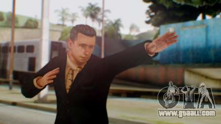 WWE Michael Cole for GTA San Andreas