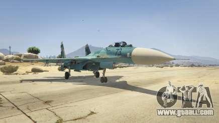 Su-33 for GTA 5