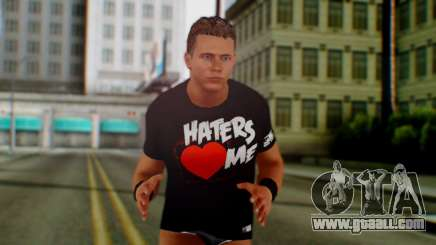 The MIZ 2 for GTA San Andreas