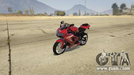 Suzuki Srad 750 for GTA 5