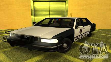 Police SF for GTA San Andreas