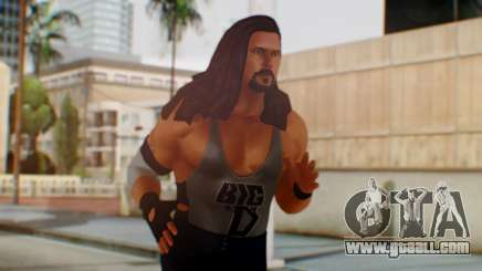 WWE Diesel 2 for GTA San Andreas