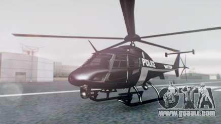 New Police Maverick for GTA San Andreas
