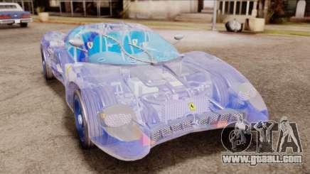 Ferrari P7 Crystal for GTA San Andreas