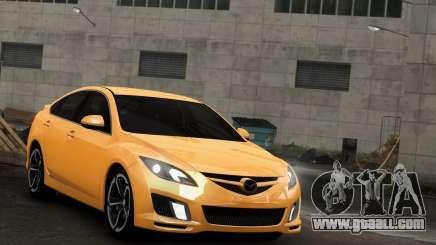Mazda 6 Sport for GTA 4