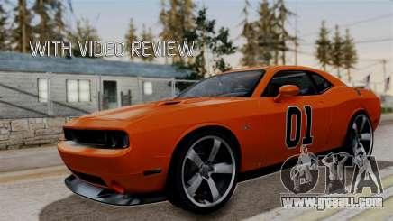 Dodge Challenger SRT-8 2010 for GTA San Andreas