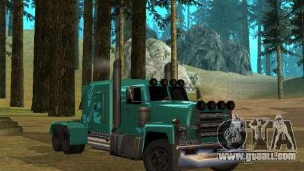 Petroltanker v2 for GTA San Andreas