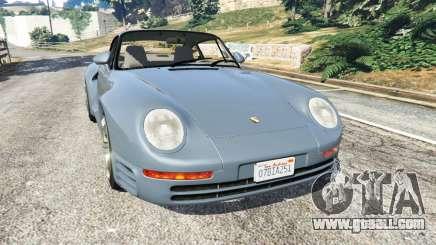 Porsche 959 1986 for GTA 5