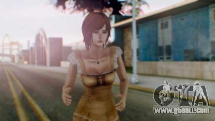 Fatal Frame 4 Ruka for GTA San Andreas