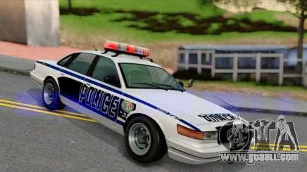 GTA 5 Curie IV Black for GTA San Andreas