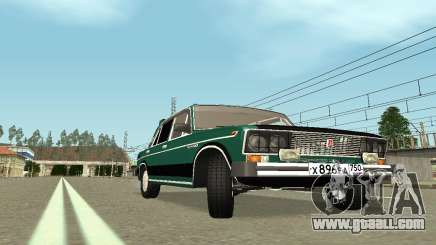 VAZ 2103 Sport tuning for GTA San Andreas