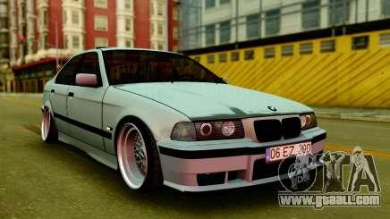 BMW 320 E36 for GTA San Andreas