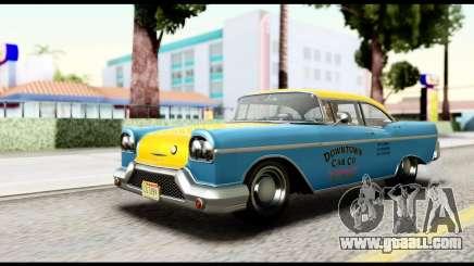 GTA 5 Declasse Cabbie v2 IVF for GTA San Andreas