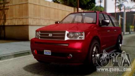 GTA 5 Dundreary Landstalker for GTA San Andreas