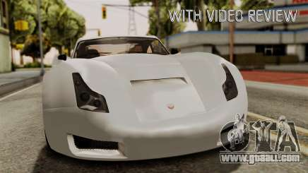 GTA 5 Bravado Verlierer IVF for GTA San Andreas