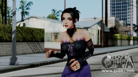 Marvel Future Fight - Sister Grimm for GTA San Andreas