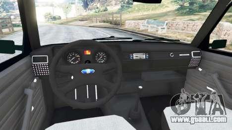 GTA 5 VAZ-2104 [Beta] rear right side view