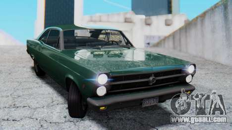 Ford Fairlane 500 1967 v1.1 for GTA San Andreas