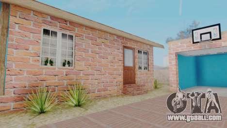 New Big Smoke House for GTA San Andreas third screenshot