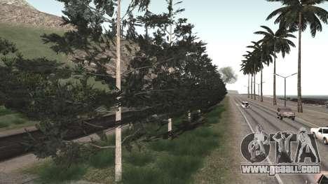 Road repair Los Santos - Las Venturas for GTA San Andreas twelth screenshot